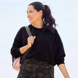 🆕 FABLETICS: MONICA CINCHED PULLOVER